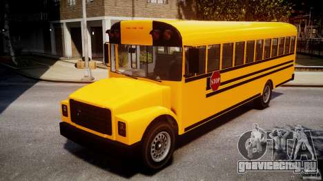 School Bus [Beta] для GTA 4