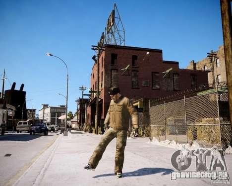 Niko - Stalin для GTA 4 четвёртый скриншот