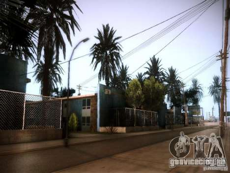 New trees HD для GTA San Andreas четвёртый скриншот