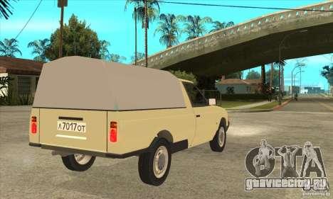 АЗЛК 2335 для GTA San Andreas вид справа