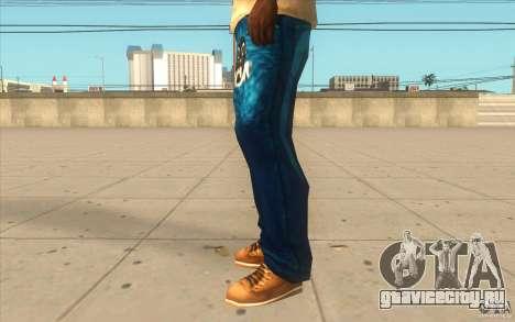 Remix-Evisu-Joker-Burberry Hose для GTA San Andreas второй скриншот