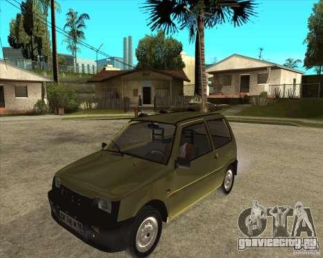 OKA 1111 Kamaz для GTA San Andreas