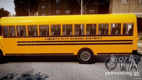 School Bus [Beta] для GTA 4