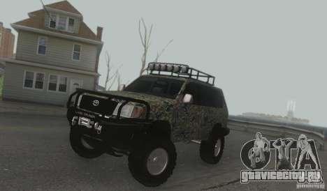 Toyota Land Cruiser 100 Off Road для GTA San Andreas