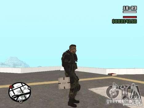 Взрывчатка из cod mw2 для GTA San Andreas
