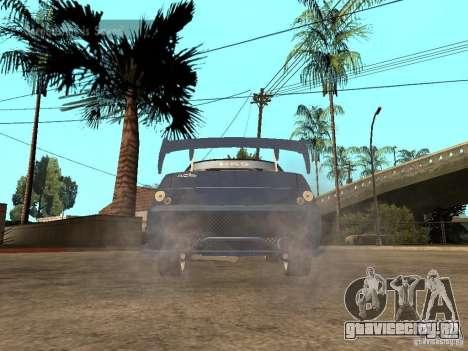 ВАЗ 21103 Street Edition для GTA San Andreas вид сзади слева
