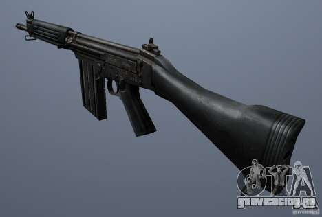 FN FAL для GTA San Andreas