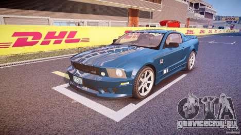 Saleen S281 Extreme - v1.1 для GTA 4