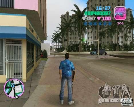 Скин из BETA версии для GTA Vice City второй скриншот