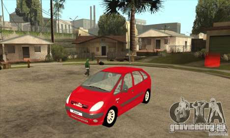 Citroen Xsara Picasso для GTA San Andreas