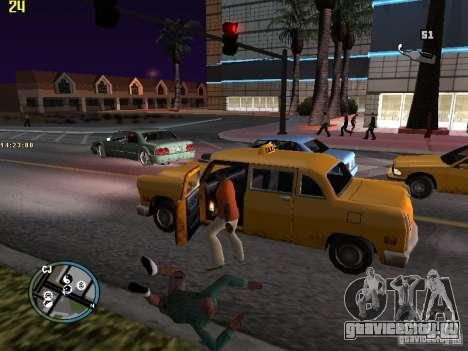 GTA IV  San andreas BETA для GTA San Andreas пятый скриншот
