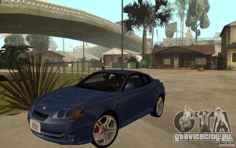 Hyundai Tiburon Jc2 для GTA San Andreas