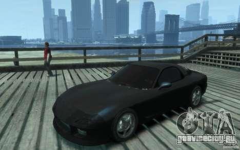 Mazda RX-7 v1 для GTA 4