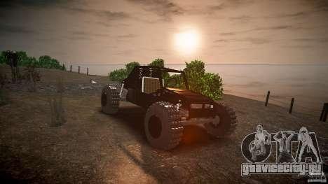 Buggy beta для GTA 4