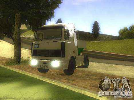 МАЗ Turbo 5432 для GTA San Andreas