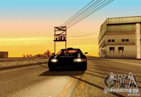 ENBSeries FS by FLaGeR v 1.0 для GTA San Andreas четвёртый скриншот