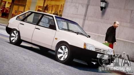 ВАЗ-21093i для GTA 4