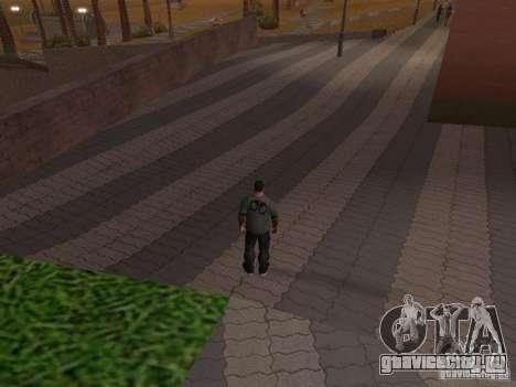 HD Пляж Санта Мария для GTA San Andreas седьмой скриншот
