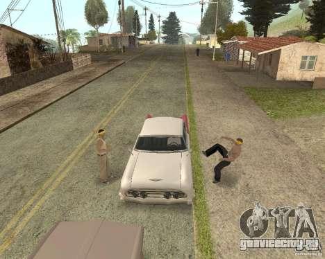 More Hostile Gangs 1.0 для GTA San Andreas седьмой скриншот