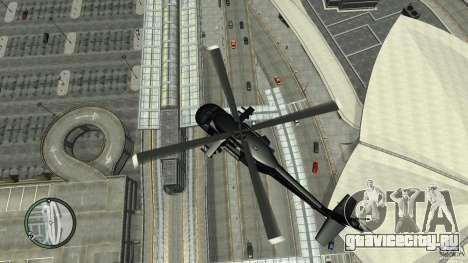 U.S. Air Force (annihilator) для GTA 4 вид сзади