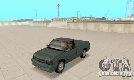 Chevrolet SS10 1994-1995 для GTA San Andreas