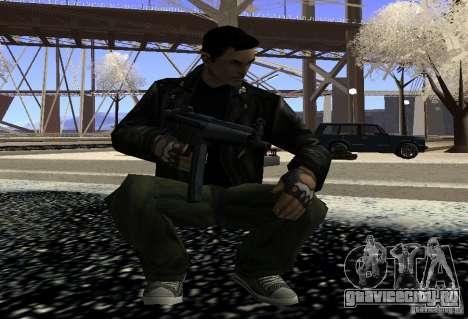 Новые Анимации 2012 для GTA San Andreas третий скриншот