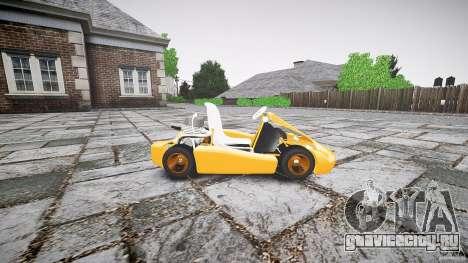 Karting для GTA 4 вид слева