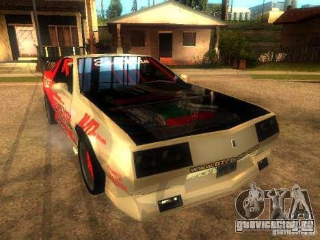 Buffalo DTM v2 для GTA San Andreas