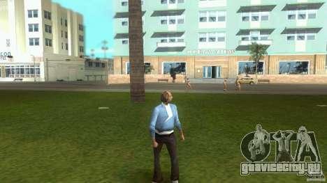 Смена скина игрока для GTA Vice City третий скриншот