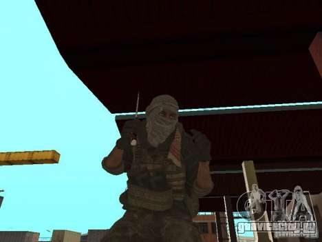 Душман 2 из COD4MW для GTA San Andreas второй скриншот