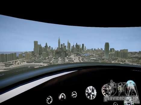 НЛО -  страшная вещь для GTA 4 вид сзади