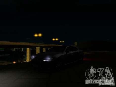 ENB Series by JudasVladislav v2.1 для GTA San Andreas седьмой скриншот