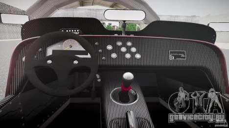 Caterham Superlight R500 [BETA] для GTA 4 вид сзади