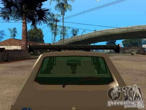 Fiat Ritmo для GTA San Andreas салон
