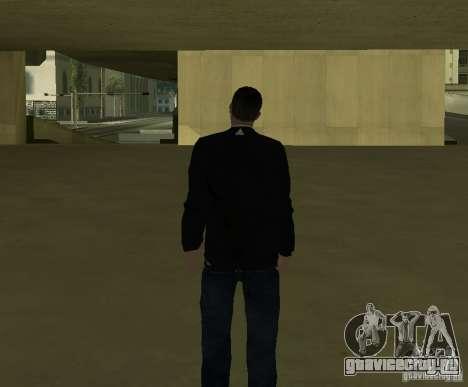 Репортер Итальянец для GTA San Andreas четвёртый скриншот