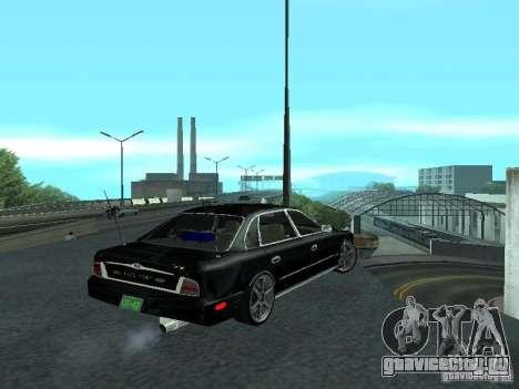 Nissan President JS для GTA San Andreas вид справа