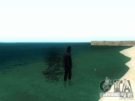 ENBSeries Beta для GTA San Andreas шестой скриншот