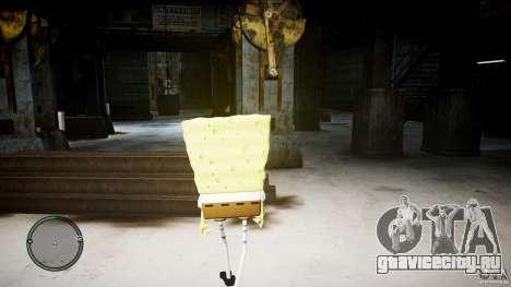 Спанч Боб для GTA 4 четвёртый скриншот