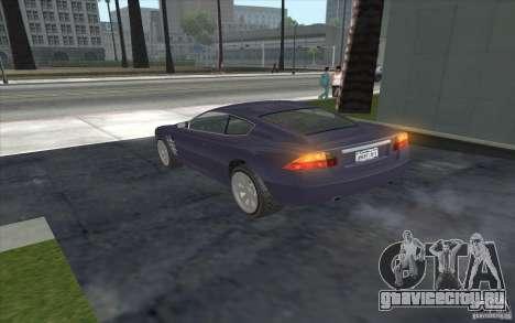F620 из GTA TBoGT для GTA San Andreas вид изнутри