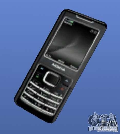 Мобильный телефон Nokia 6500 для GTA 4