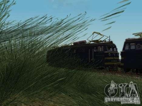 ВЛ60-839 для GTA San Andreas вид справа