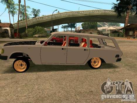 ГАЗ Волга 310221 для GTA San Andreas вид слева