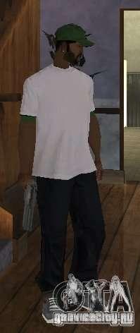 Новые скины Grove Street для GTA San Andreas шестой скриншот