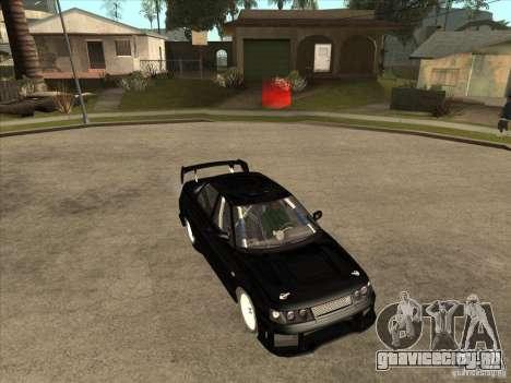 ВАЗ 21103 Уличный Тюнинг v1.0 для GTA San Andreas вид справа