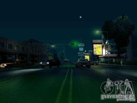 ENBSeries v1 для GTA San Andreas девятый скриншот