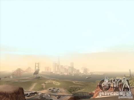 Реалистичный Timecyc для GTA San Andreas четвёртый скриншот