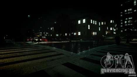 FrostENGINE ENB для GTA 4 десятый скриншот