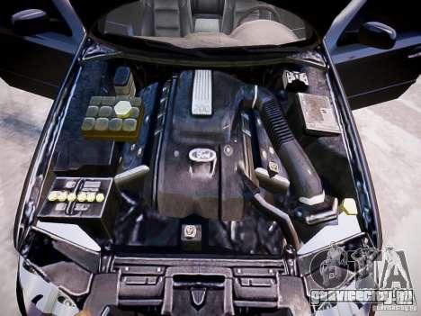 Ford Falcon XR-8 для GTA 4 вид сверху