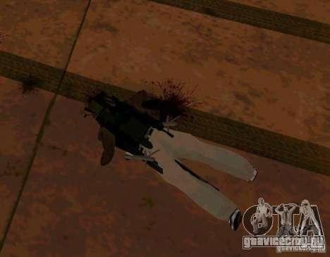 Набор анимации из GTA IV для GTA San Andreas четвёртый скриншот