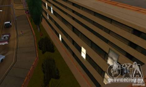 Новый госпиталь в ЛС для GTA San Andreas четвёртый скриншот